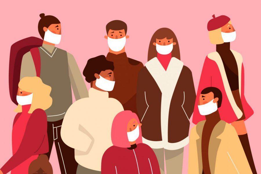 Koronawirus. Życie codzienne w czasie pandemii cz. 2, grafika: freepik.com