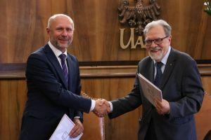 UAM i Miasto Poznań wymieniają grunty w ramach współpracy
