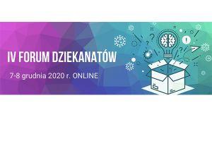 IV ogólnopolskie Forum Dziekanatów