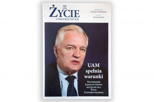 """""""Przesuwamy akcenty"""" – minister Jarosław Gowin dla Życia Uniwersyteckiego"""