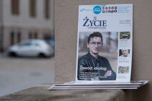 """Wrześniowe wydanie """"Życia Uniwersyteckiego"""" już dostępne!"""