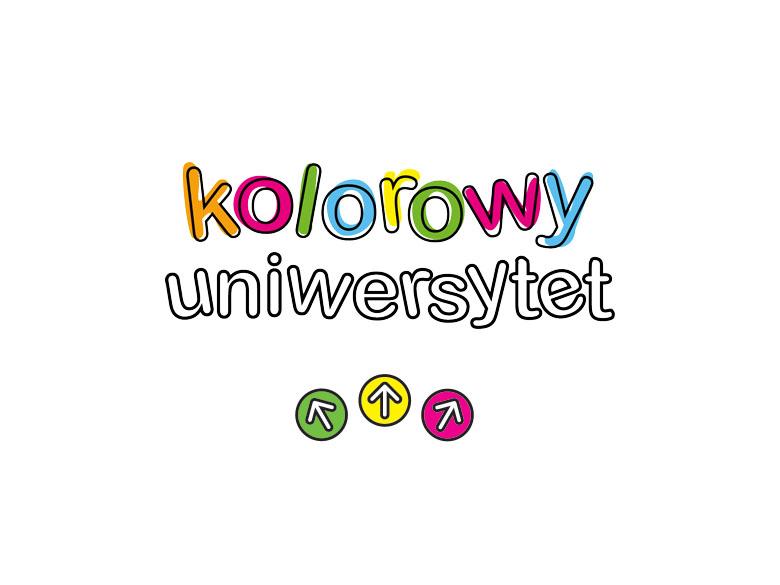 Logo Kolorowego Uniwersytetu