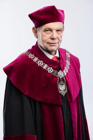 Rektor Marek Nawrocki
