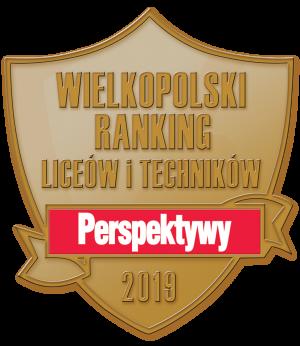 Gala Wielkopolskiego Rankingu Liceów i Techników Perspektywy 2019