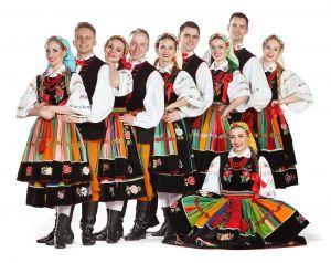 Koncert Zespołu Pieśni i Tańca ŁANY