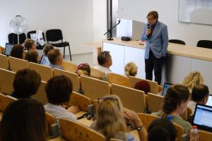 Doktoranci z Izraela z wizytą na UAM