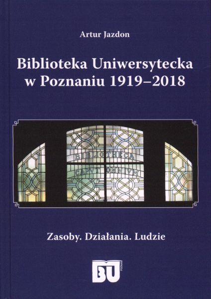 książka Biblioteka Uniwersytecka w Poznaniu