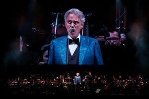 Rok temu odbył się koncert A. Bocellego z okazji 100-lecia UP