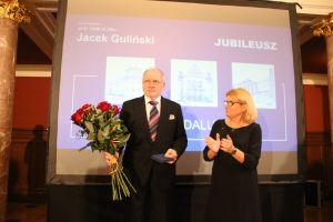 Jubileusz prof. Jacka Gulińskiego