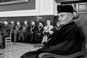 Zmarł profesor Henryk Samsonowicz