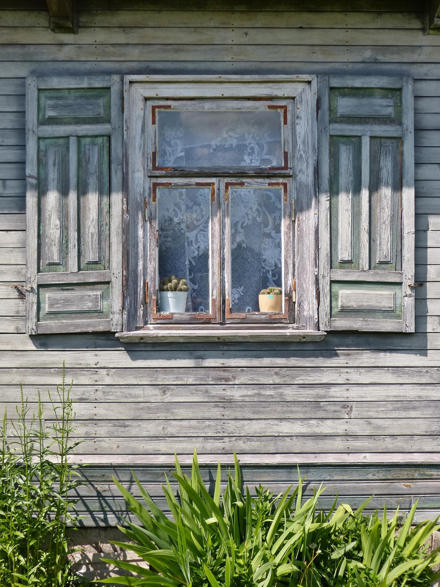 Dom drewniany z gminy Bielsk Podlaski