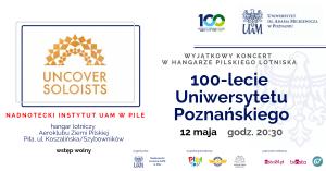 Koncert Nadnoteckiego Instytutu UAM w Pile