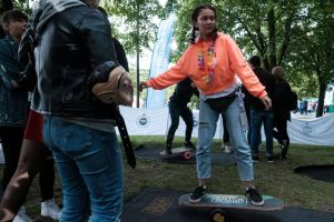 Trwają Juwenalia - zobacz jak bawią się studenci