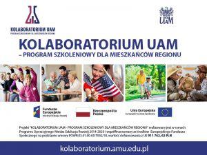 Zapisz się na bezpłatne kursy UAM dla mieszkańców regionu