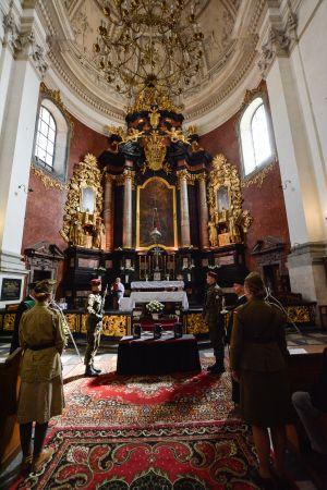W Krakowie uczczono poznańskich kryptologów