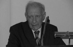 Zmarł prof. Karol Zierhoffer