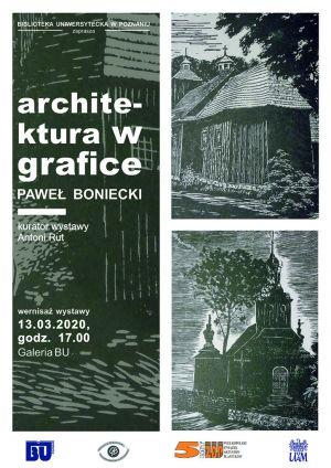 Wernisaż wystawy Pawła Bonieckiego