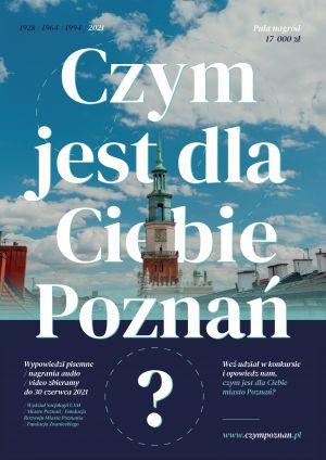 Poznań, jaki jest, każdy widzi