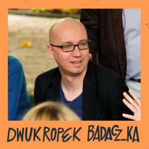 """Piąty odcinek podcastu """"Dwukropek badacz_ka"""