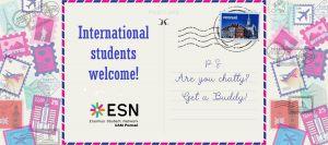 Buddy Project - Erasmus Student Network's smashing success!