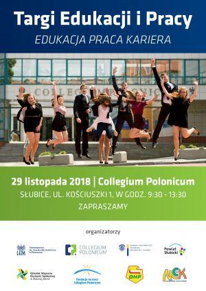 Targi Edukacji i Pracy w Collegium Polonicum w Słubicach
