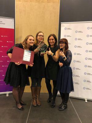 Nagroda Popularyzator Nauki 2018 dla koła z UAM