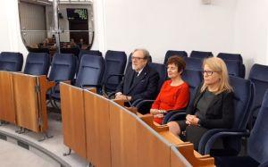 """""""Zasługi Uniwersytetu im. Adama Mickiewicza są wielkie i niepodważalne""""  -  rocznicowa uchwała Senatu RP"""