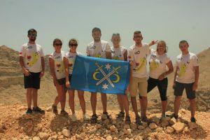 Studenci i doktoranci UAM na praktykach w Omanie
