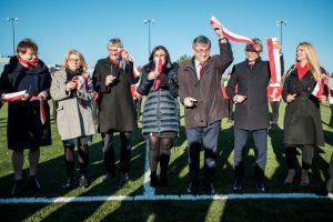 UAM ma nowy stadion lekkoatletyczny