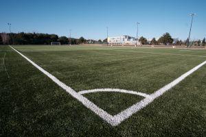 UAM powiększył swój kompleks sportowy o nowy stadion