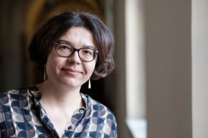 Prof. Anna Musiała z nagrodą naukową KUL