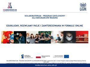 KoLaboratorium - weź udział w programie szkoleniowym dla mieszkańców Wielkopolski