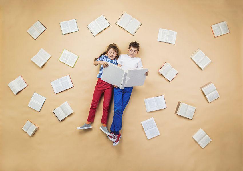 dzieci i książki