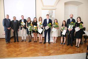 Nagrody i stypendia Miasta Poznania dla badaczy z UAM