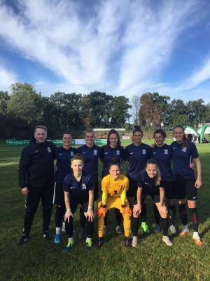Zawodniczki KU AZS UAM Poznań zostały Akademickimi Mistrzyniami Polski w piłce nożnej kobiet