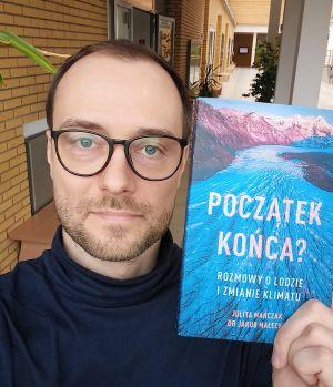 Premiera książki o lodzie i zmianie klimatu