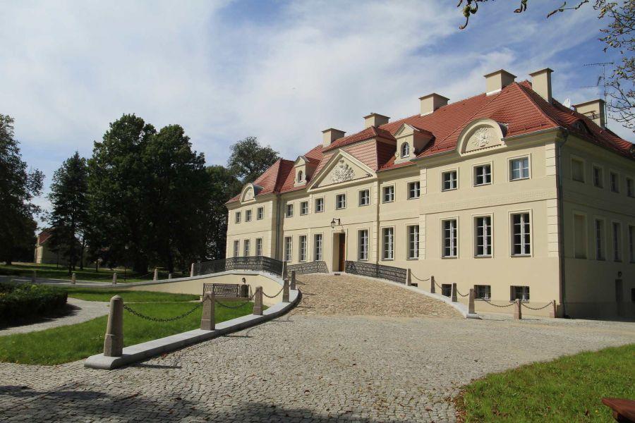 Pałac w Gułtowych