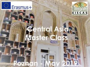 """Otwarty nabór wniosków do """"Central Asia Master Class"""" - termin do 28 lutego 2019 r.!"""