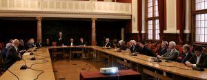 Parlamentarzyści i europosłowie na UAM