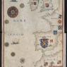 mapa dawnych podróży