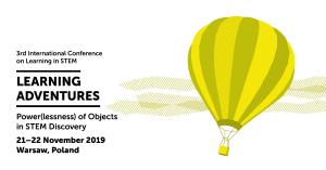 Przygody umysłu 2019 – konferencja naukowa o uczeniu się