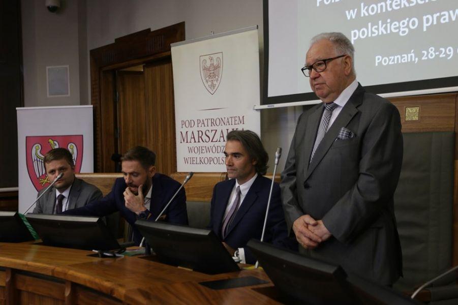 30 lat Polskiego Towarzystwa Prawa Sportowego