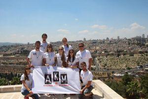 Pracowite wakacje  studentów z koła misjologicznego