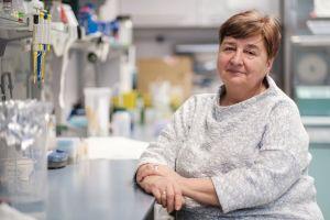 Prof. dr hab. Zofia Szweykowska-Kulińska w elitarnym gronie europejskich biologów molekularnych