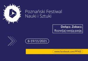 XXIV Poznański Festiwal Nauki i Sztuki