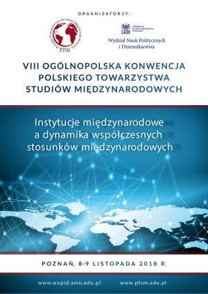 Instytucje międzynarodowe a dynamika współczesnych stosunków międzynarodowych