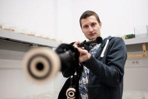 Mateusz Zmudziński: Taksonomia to najlepszy sport na świecie