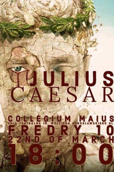 Juliusz Cezar Szekspira