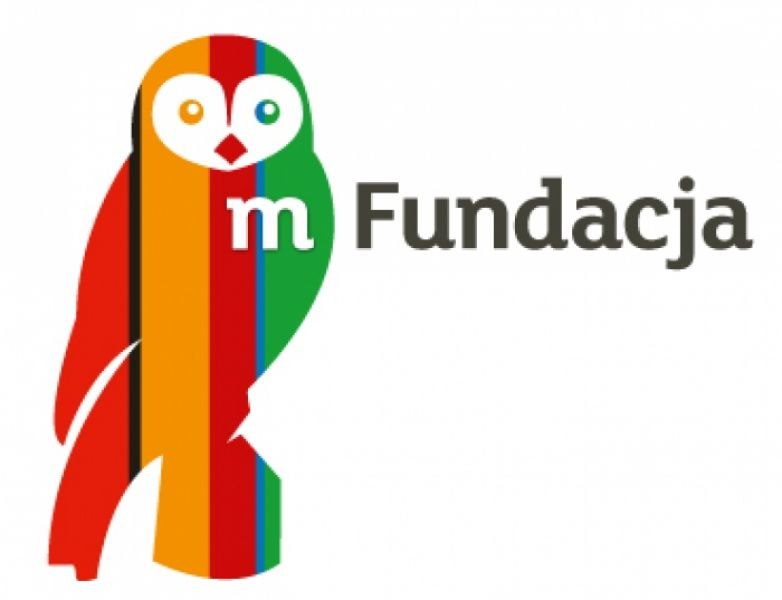 Logotyp Fundacji mbanku