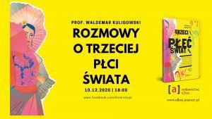 Nowa książka profesora Waldemara Kuligowskiego - spotkanie online